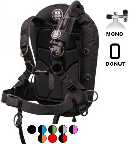 OMS IQ Lite + Performance Mono Wing - Reise Set (Modell 2020)