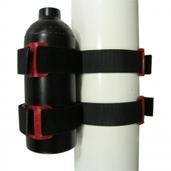 OMS Mounting Straps (an Flasche)