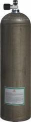 Aluminiumflasche 80cf Dirty Beast inkl. Mono Ventil