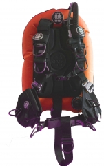 OMS Comfort Harness 3 Signature + Performance Double Wing