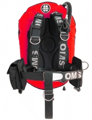 OMS Comfort Harness 3 Signature + Performance Mono Wing