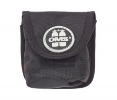 Trimm-Bleitasche (klein) für Flaschenspanngurt