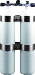 Doppel 8,5 Liter DIR Style (breiter Abstand)