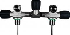 Ventil Kombination DIR-Style G5/8 (Luft) 230 bar