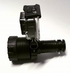GoPro & Actioncam Adapter für TillyTec Maxi Uni