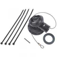 OMS Zuginflator Kit - Elbow Assembly with OVP
