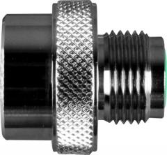Atemregler Adapter M 26 Female auf G 5/8 Male 230 Bar
