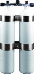 Doppel 8,5 Liter KONKAV DIR Style (breiter Abstand)
